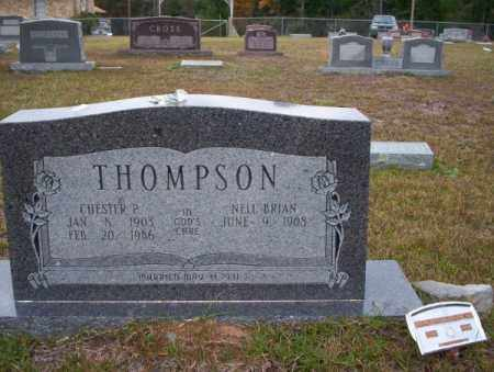 THOMPSON, CHESTER P - Ouachita County, Arkansas | CHESTER P THOMPSON - Arkansas Gravestone Photos