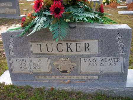 TUCKER, CARL B - Ouachita County, Arkansas | CARL B TUCKER - Arkansas Gravestone Photos