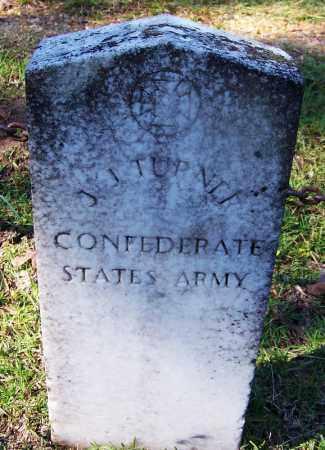 TURNER (VETERAN CSA), J J - Ouachita County, Arkansas | J J TURNER (VETERAN CSA) - Arkansas Gravestone Photos
