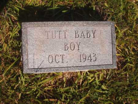 TUTT, BABY BOY - Ouachita County, Arkansas | BABY BOY TUTT - Arkansas Gravestone Photos