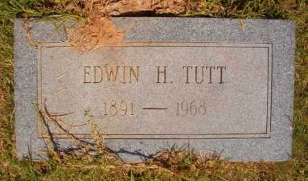 TUTT, EDWIN H - Ouachita County, Arkansas | EDWIN H TUTT - Arkansas Gravestone Photos