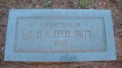 TUTT, INFANT SON - Ouachita County, Arkansas | INFANT SON TUTT - Arkansas Gravestone Photos