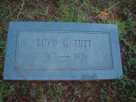 TUTT, LOYD G - Ouachita County, Arkansas | LOYD G TUTT - Arkansas Gravestone Photos