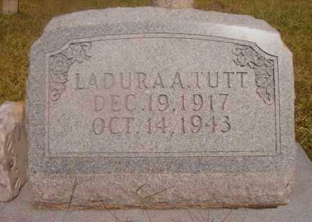 TUTT, LADURA A - Ouachita County, Arkansas | LADURA A TUTT - Arkansas Gravestone Photos