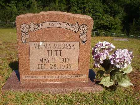 TUTT, VELMA MELISSA - Ouachita County, Arkansas | VELMA MELISSA TUTT - Arkansas Gravestone Photos