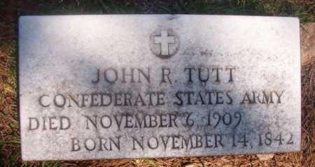 TUTT (VETERAN CSA), JOHN R - Ouachita County, Arkansas | JOHN R TUTT (VETERAN CSA) - Arkansas Gravestone Photos