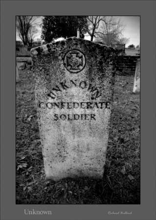 UNKNOWN (VETERAN CSA), CONFEDERATE SOLDIER - Ouachita County, Arkansas | CONFEDERATE SOLDIER UNKNOWN (VETERAN CSA) - Arkansas Gravestone Photos