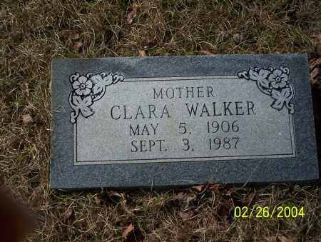 WALKER, CLARA - Ouachita County, Arkansas | CLARA WALKER - Arkansas Gravestone Photos