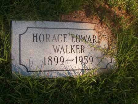 WALKER, HORACE EDWARD - Ouachita County, Arkansas | HORACE EDWARD WALKER - Arkansas Gravestone Photos