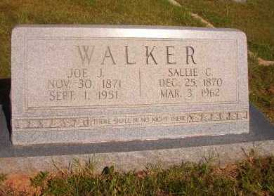 WALKER, SALLIE C - Ouachita County, Arkansas | SALLIE C WALKER - Arkansas Gravestone Photos