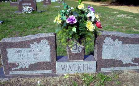 MCNUTT WALKER, MATTIE LOUISE - Ouachita County, Arkansas | MATTIE LOUISE MCNUTT WALKER - Arkansas Gravestone Photos