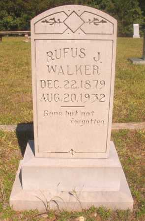 WALKER, RUFUS J - Ouachita County, Arkansas | RUFUS J WALKER - Arkansas Gravestone Photos