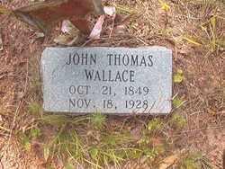 WALLACE, JOHN THOMAS - Ouachita County, Arkansas | JOHN THOMAS WALLACE - Arkansas Gravestone Photos