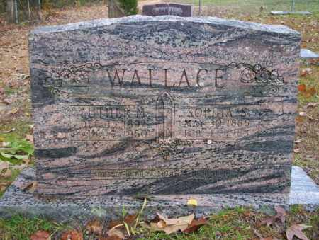 WALLACE, SOPHIA S - Ouachita County, Arkansas | SOPHIA S WALLACE - Arkansas Gravestone Photos