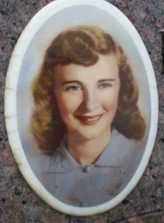WARLICK PICTURE, BETTY JEAN - Ouachita County, Arkansas | BETTY JEAN WARLICK PICTURE - Arkansas Gravestone Photos