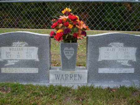 WARREN, WILLIAM J - Ouachita County, Arkansas | WILLIAM J WARREN - Arkansas Gravestone Photos