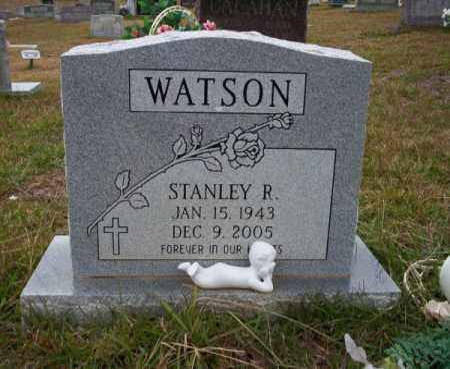 WATSON, STANLEY R - Ouachita County, Arkansas | STANLEY R WATSON - Arkansas Gravestone Photos
