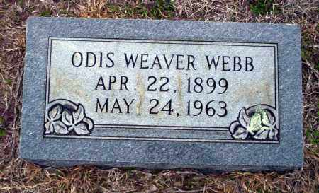 WEBB, ODIS WEAVER - Ouachita County, Arkansas | ODIS WEAVER WEBB - Arkansas Gravestone Photos