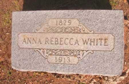 WHITE, ANNA REBECCA - Ouachita County, Arkansas | ANNA REBECCA WHITE - Arkansas Gravestone Photos