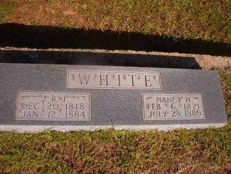 WHITE, J B T - Ouachita County, Arkansas | J B T WHITE - Arkansas Gravestone Photos
