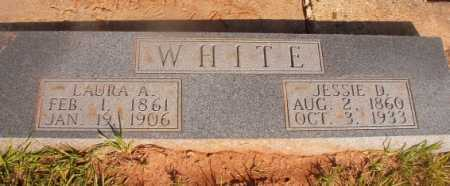 WHITE, LAURA A - Ouachita County, Arkansas | LAURA A WHITE - Arkansas Gravestone Photos