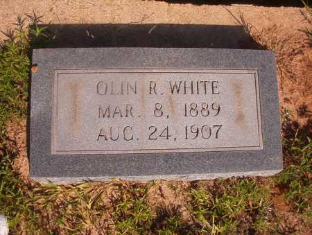 WHITE, OLIN R - Ouachita County, Arkansas | OLIN R WHITE - Arkansas Gravestone Photos