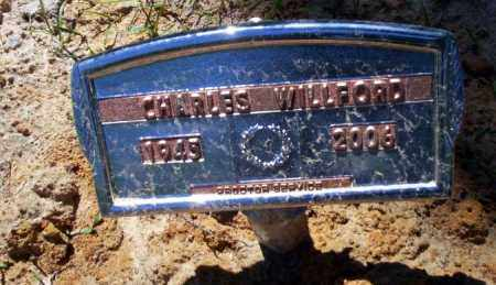WILLFORD, CHARLES - Ouachita County, Arkansas | CHARLES WILLFORD - Arkansas Gravestone Photos