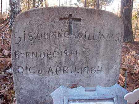 WILLIAMS, CORINE - Ouachita County, Arkansas | CORINE WILLIAMS - Arkansas Gravestone Photos