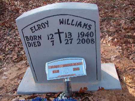 WILLIAMS, ELROY - Ouachita County, Arkansas | ELROY WILLIAMS - Arkansas Gravestone Photos