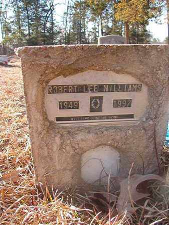 WILLIAMS, ROBERT LEE - Ouachita County, Arkansas | ROBERT LEE WILLIAMS - Arkansas Gravestone Photos