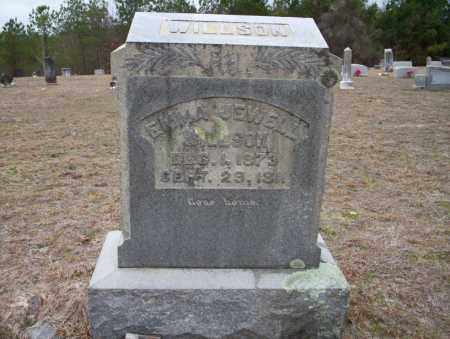 WILSON, EMMA JEWELL - Ouachita County, Arkansas | EMMA JEWELL WILSON - Arkansas Gravestone Photos