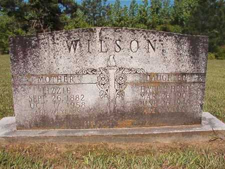 WILSON, HATTIE HERD - Ouachita County, Arkansas | HATTIE HERD WILSON - Arkansas Gravestone Photos