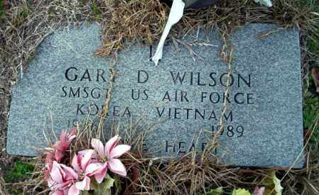 WILSON (VETERAN 2 WARS), GARY DALTON - Ouachita County, Arkansas | GARY DALTON WILSON (VETERAN 2 WARS) - Arkansas Gravestone Photos