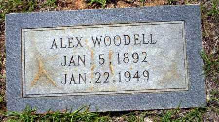 WOODELL, ALEX - Ouachita County, Arkansas | ALEX WOODELL - Arkansas Gravestone Photos