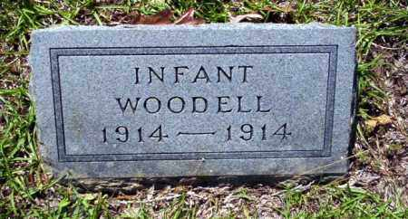 WOODELL, INFANT - Ouachita County, Arkansas | INFANT WOODELL - Arkansas Gravestone Photos