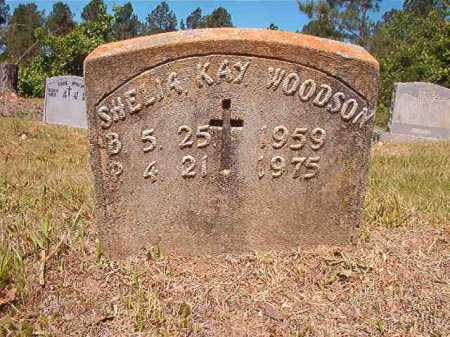WOODSON, SHEILA KAY - Ouachita County, Arkansas | SHEILA KAY WOODSON - Arkansas Gravestone Photos