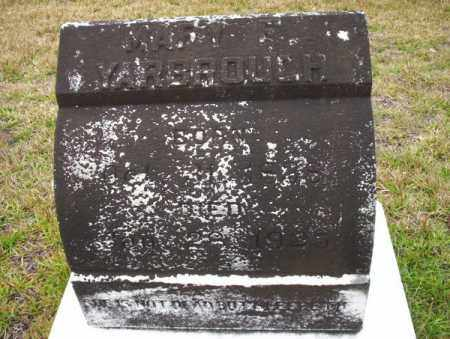 YARBROUGH, MARY F - Ouachita County, Arkansas | MARY F YARBROUGH - Arkansas Gravestone Photos