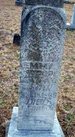 YOUNG, EMMA - Ouachita County, Arkansas | EMMA YOUNG - Arkansas Gravestone Photos
