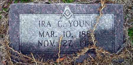 YOUNG, IRA C - Ouachita County, Arkansas | IRA C YOUNG - Arkansas Gravestone Photos