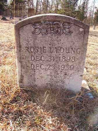 YOUNG, ROSIE L - Ouachita County, Arkansas | ROSIE L YOUNG - Arkansas Gravestone Photos