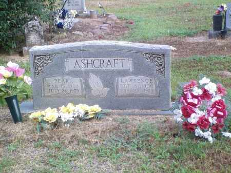 ASHCRAFT, LAWRENCE - Perry County, Arkansas | LAWRENCE ASHCRAFT - Arkansas Gravestone Photos