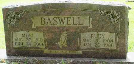 BASWELL, MURL - Perry County, Arkansas | MURL BASWELL - Arkansas Gravestone Photos