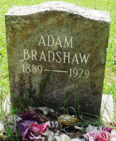 BRADSHAW, ADAM - Perry County, Arkansas | ADAM BRADSHAW - Arkansas Gravestone Photos