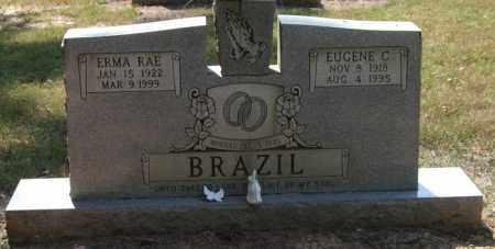 BRAZIL, ERMA RAE - Perry County, Arkansas | ERMA RAE BRAZIL - Arkansas Gravestone Photos