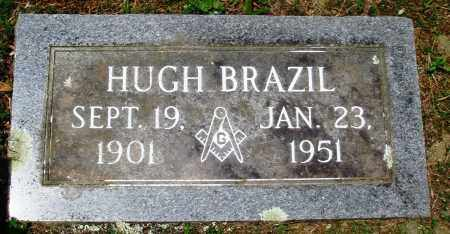 BRAZIL, HUGH - Perry County, Arkansas | HUGH BRAZIL - Arkansas Gravestone Photos