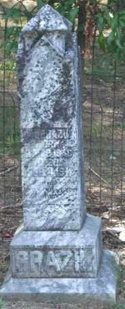 BRAZIL, JOSEPH H - Perry County, Arkansas | JOSEPH H BRAZIL - Arkansas Gravestone Photos