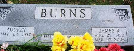 BURNS, JAMES R - Perry County, Arkansas | JAMES R BURNS - Arkansas Gravestone Photos