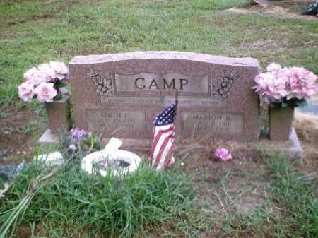 CAMP, EDITH E. - Perry County, Arkansas | EDITH E. CAMP - Arkansas Gravestone Photos