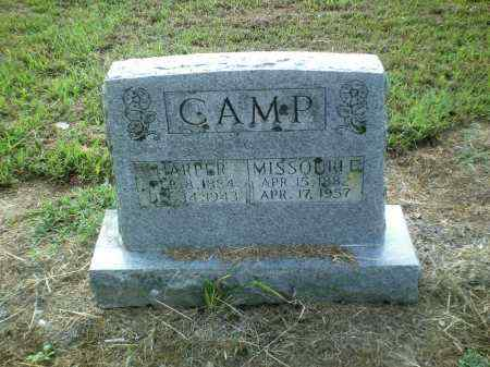 CAMP, HARPER - Perry County, Arkansas | HARPER CAMP - Arkansas Gravestone Photos