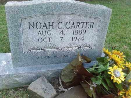 CARTER, NOAH C. - Perry County, Arkansas | NOAH C. CARTER - Arkansas Gravestone Photos